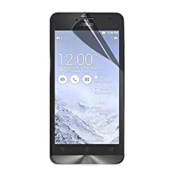 Stuffcool Crystal Clear Screen Protector Screenguard for Asus Zenfone 5 (CCAZF5)