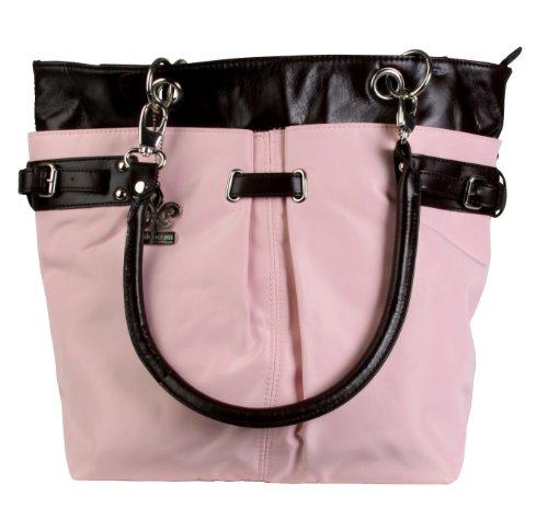 Kalencom Ultimate Nylon Tote, Baby Pink