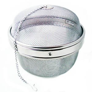NEW-Extra-Large-Jumbo-Size-Twist-Lock-Spice-Ball-Tea-Infuser-Herb-Infuser-Stainless-Steel-Extra-Large-Size-4-x-4
