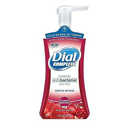 dial-complete-foaming-antibacterial-hand-wash-antioxidant-power-berries-75-ounce-by-dial-corp