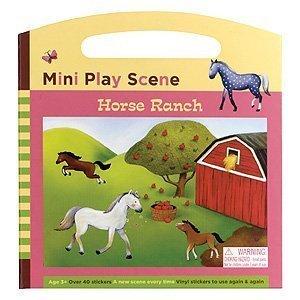 Horses Mini Play Scene - 1