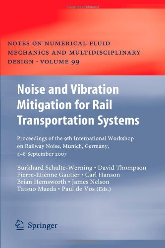 Noise and Vibration Mitigation for Rail Transportation Systems: Proceedings of the 9th International Workshop on Railway