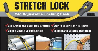 Images for 25 each: Usa Products Stretch Lock Bungee Cord (689700)