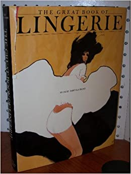 The Great Book of Lingerie, Saint-Laurent, Cecil