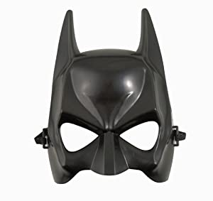 Batman Full Plastic Mask for Halloween Costume from AMC
