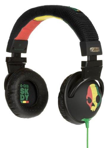 Skullcandy Hesh Headphone (Rasta)
