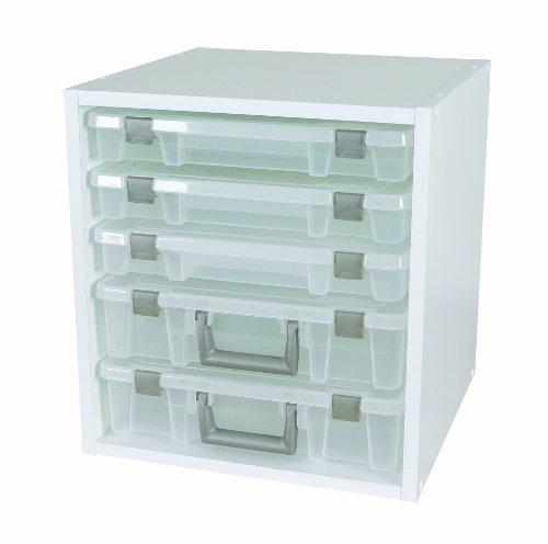 Art Bin Super Satchel Scrapbooking Storage Case Rack (Craft Storage Bins compare prices)