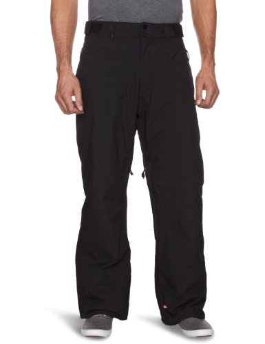 Quiksilver Drizzle Insulated Relaxed Men's Trousers Black X-Large