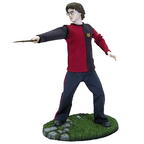Picture of Gentle Giant Harry Potter Gallery Collection Statue Figure (B0011ADBF4) (Harry Potter Action Figures)