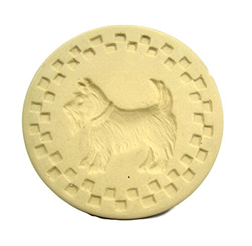 Animal Cookie Stamp -Scottish Terrier Dog Cookie Stamp