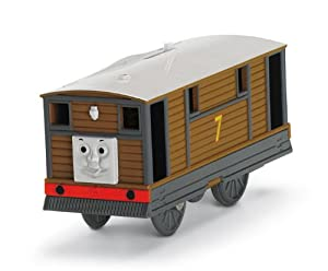 Thomas the Train: TrackMaster Little Friends Toby