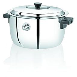 Premier Stainless Steel Cookware - Milk Boiler (1.5 Litre)
