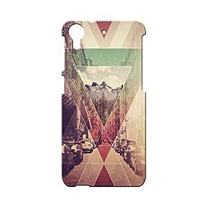 G-STAR Designer Printed Back case cover for HTC Desire 728 - G5424
