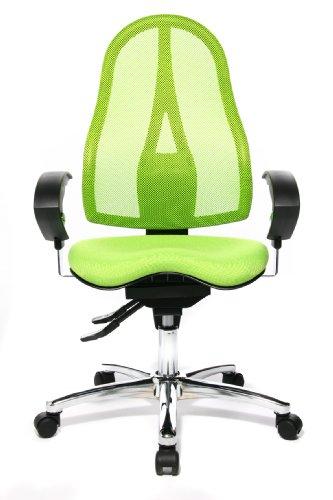 ismshidero topstar st19ug05 chaise de bureau sitness 15. Black Bedroom Furniture Sets. Home Design Ideas