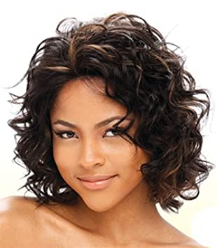 Milky Way 100% Human Hair Lace Front Wig - CAIN