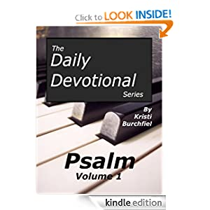 The Daily Devotional Series: Psalm, volume 1