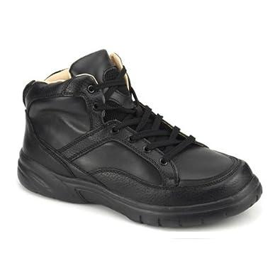 Apis Mt. Emey 9606 Men's Therapeutic Extra Depth Boots: Black 7 X-Wide (4E) Lace