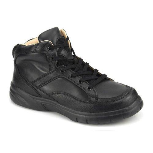 Apis Mt. Emey 9606 Men'S Therapeutic Extra Depth Boots: Black 10.5 X-Wide (4E) Lace front-321549