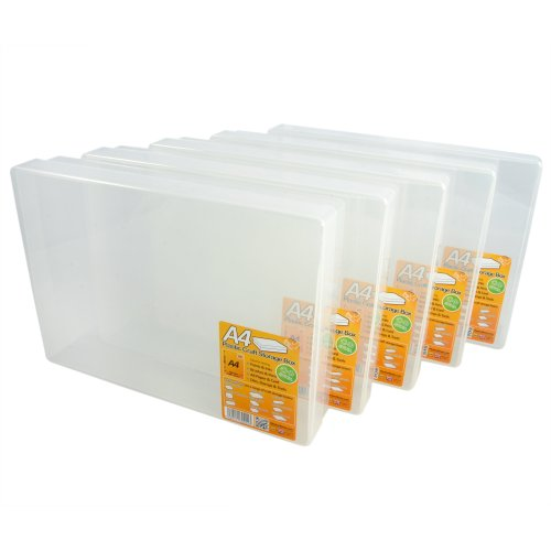 clear-plastic-a4-craft-storage-boxes-pack-of-5