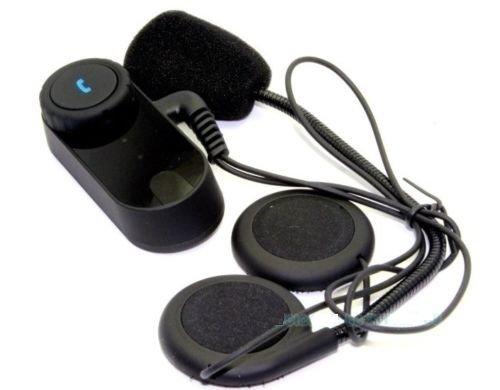 Riorand® T-Com02 Bt Bluetooth Motorcycle Motorbike Helmet Headset Headphone Handfree