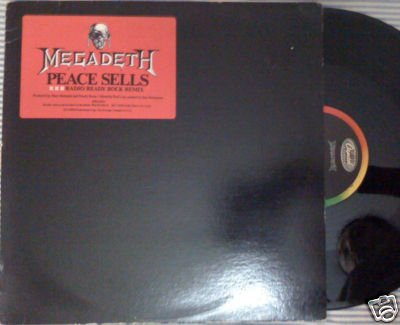 Peace Sells: Radio Ready Rock Remix by Megadeth