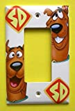 Scooby Doo Single ROCKER Switch Plate switchplate