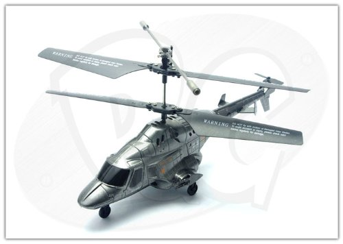 Love Shop 3.5CH RC Helicopter by Iphone Controlled