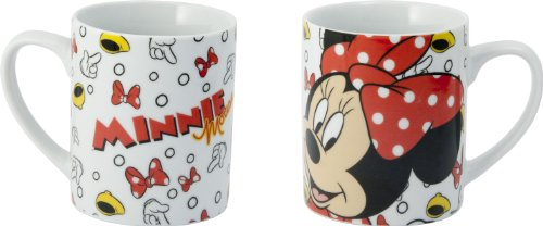 Disney 770136 - Minnie Tazza in Porcellana in Confezione Regalo, 12x8.5x10 cm