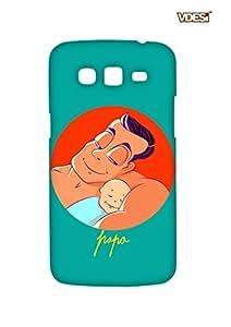 VDESI Designer Matte Back Cover For Samsung Galaxy Grand 2 (G7106)-11540161