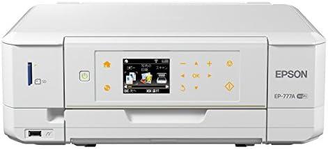EPSON インクジェット複合機 Colorio EP-777A 無線 スマートフォンプリント Wi-Fi Direct