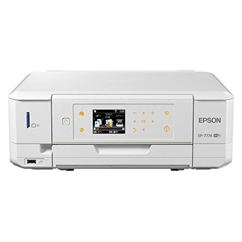 EPSON プリンター インクジェット複合機 カラリオ EP-777A