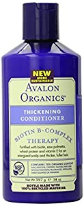 Avalon Biotin B-Complex Thickening Conditioner, 14 Ounce
