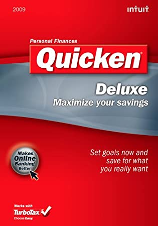 Quicken 2009 Deluxe  [Download] [OLD VERSION]