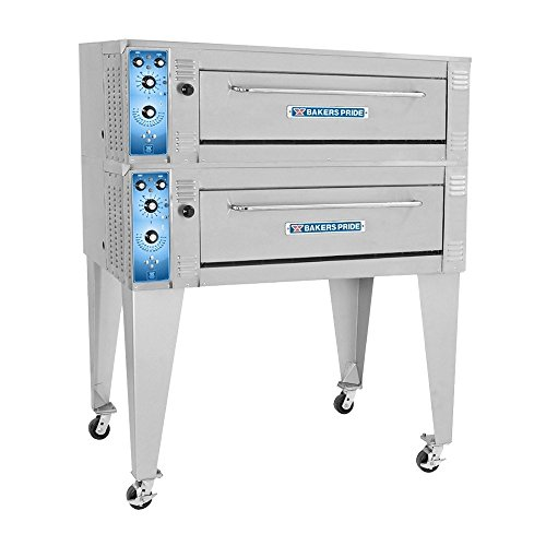 Bakers Pride SuperDeck EP Electric Pizza Oven, 55 x 43 x 66 inch -- 1 each.