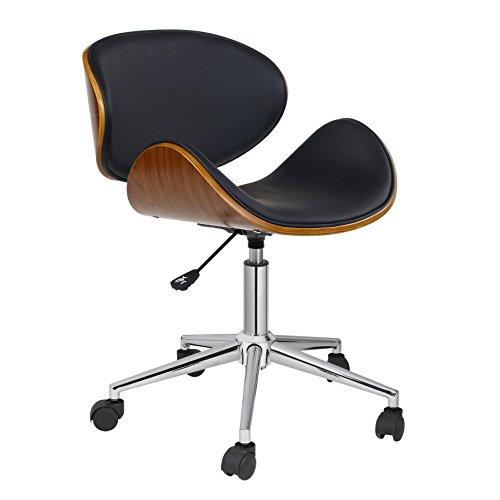 Antique Revival Rylan Office Chair, Black 0