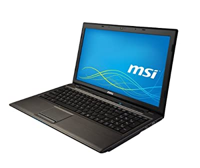 MSI Classic CX61 15.6-Inch Laptop, Brown (2QC-1660CA)