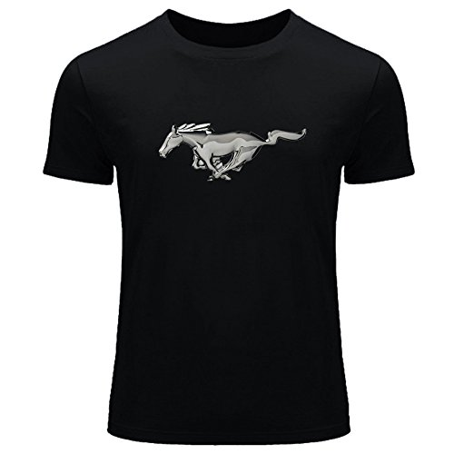 Ford Mustang For 2016 Boys Girls Printed Short Sleeve tops t shirts
