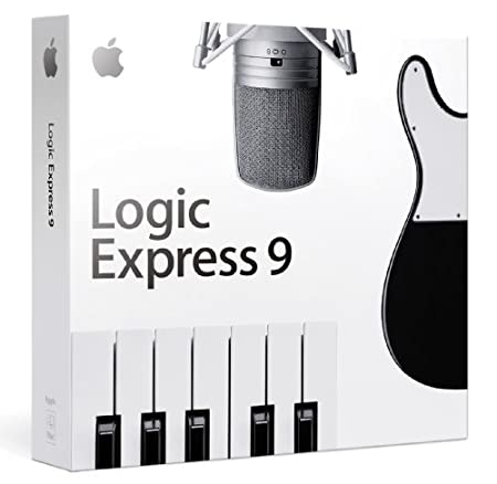 Logic Express 9 Retail [Old Version]