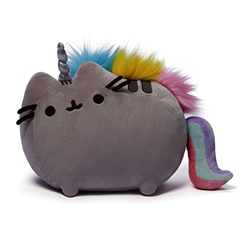 Enesco 4048884 - GATO PUSHEEN UNICORN, Multicolore, 0.33 Litri