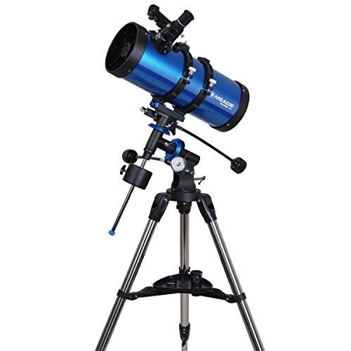 Meade 216005 Meade Polaris 127-Millimeter German Equatorial Reflector (Blue)