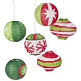 1 X Paper Ornament Party Lanterns