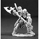 Thelgar Halfblood, Half-Orc Barbarian by Reaper Miniatures