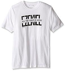 Ezekiel Men's Magno Premium T-Shirt, White, Small