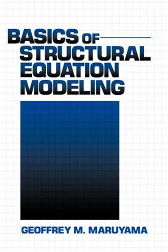 Basics of Structural Equation Modeling