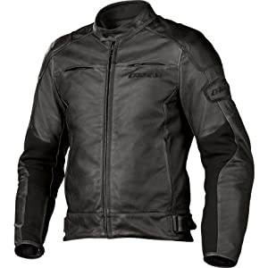 Dainese R-Twin Leather Jacket (US 40 / EU 50) (BLACK)
