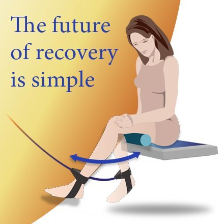 Total Knee Replacement - Joint Swinger - Range Of Motion Recovery