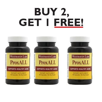 Proxall Anti-Aging Formula - 3 Bottles (3)