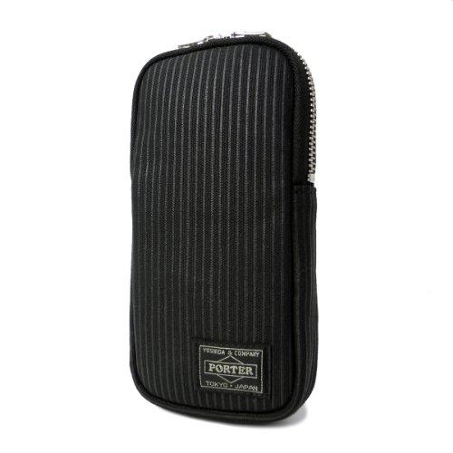 [ポーター] PORTER ドローイング DRAWING ペンケース 650-08773(ブラック)