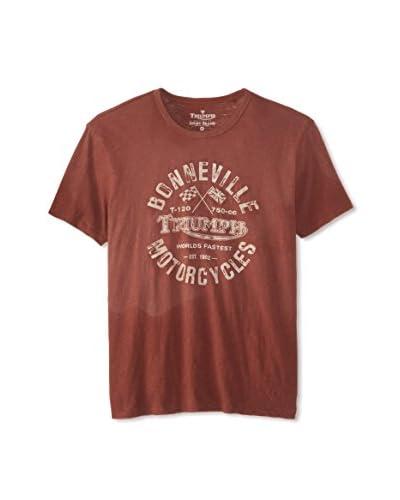 Lucky Brand Men's Triumph Bonneville T-Shirt