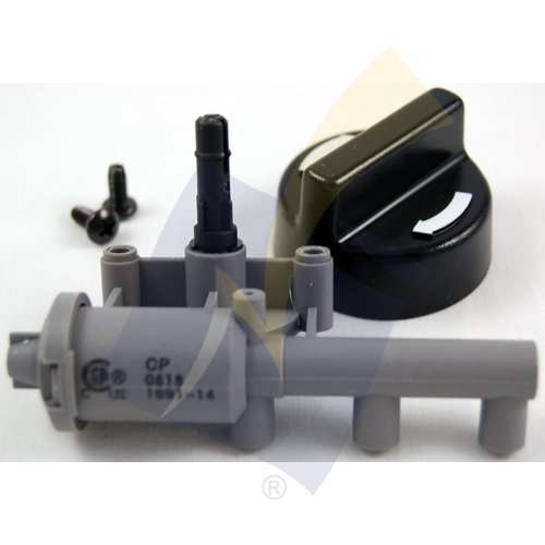 Market Merchants Rotary Ignitor with Three Outlets for Centro Ducane Gas Grill Part at Sears.com